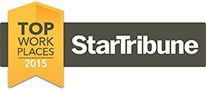 Star Tribune's Top Workplaces, 2015