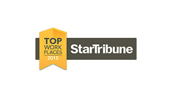 Star Tribune's Top Workplaces logo