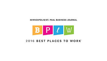 Minneapolis/St. Paul Business Journal Best Places to Work logo